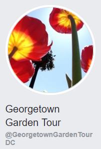 GEORGETOWN GARDEN TOUR
